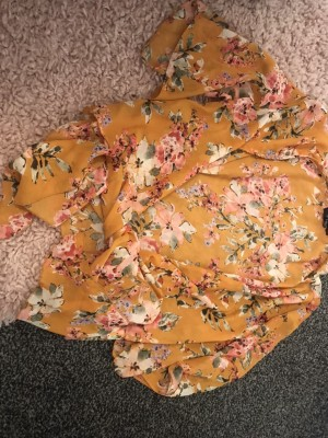 Primark cropped wrap