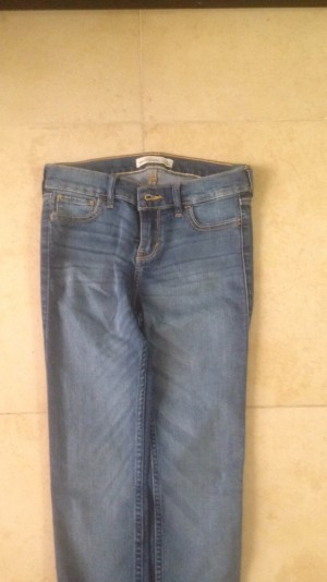 Abercrombie and fitch jeans size 14