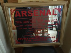 Arsenal mirror