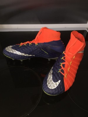 Nike Hypervenom Phantom III DF FG - Size 7 - Only worn ONCE. Open to offers