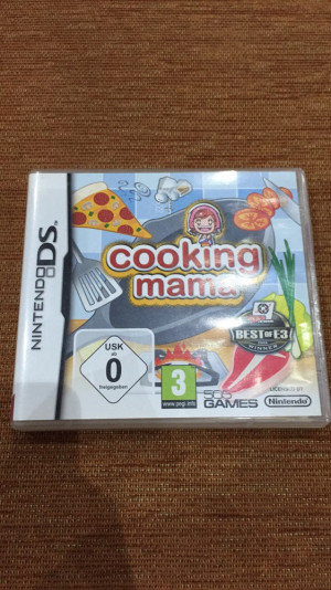 Cooking Mama NINTENDO DS game