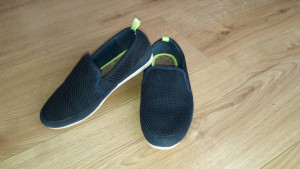 Size 12 Boys River Island shoes/plimsolls