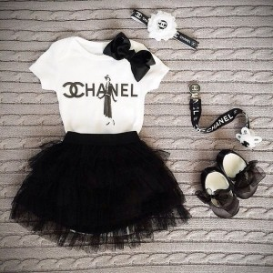 Genuine Chanel dress any size