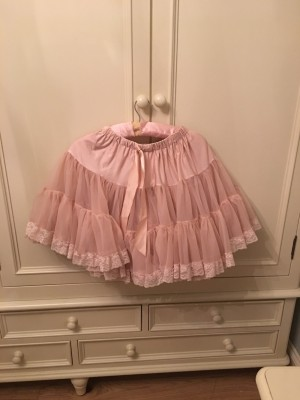 Tutu skirt children size 12 to 14