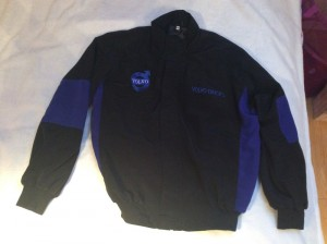 Volvo jacket - men's size S