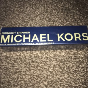 Michael Kors Ladies Perfume 100ml £25