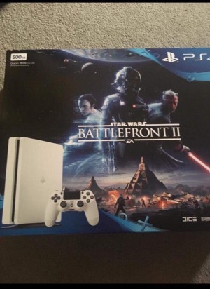 New PS 4