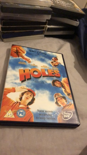 Disney Holes dvd