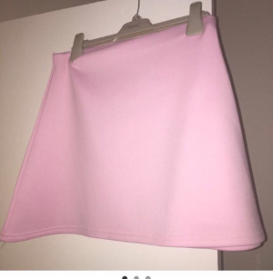 misguided pink a line skirt