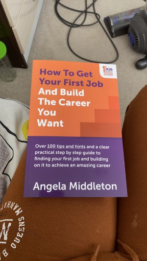 How to get your first job book