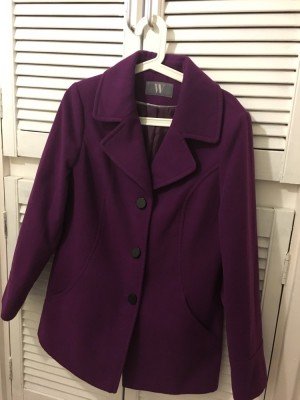 Coat from Dorothy perkins, size 14