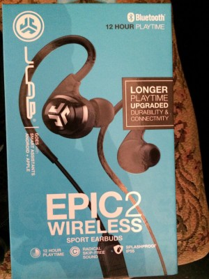Epic2 wireless headphones