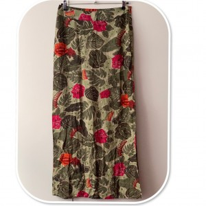 Stunning Long Summer Skirt by Hennes Collection