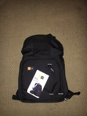 DSLR Compact Backpack (camera bag)