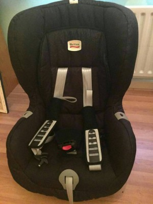 Children Car seat with ISOFIX