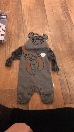 Brand new baby boys newborn outfit Disney