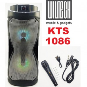Bluetooth Loud 40W Speaker with Microphone