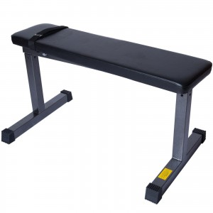Gym Master Flat Weight Bench