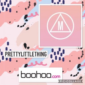 pretty little thing, missguided, boohoo