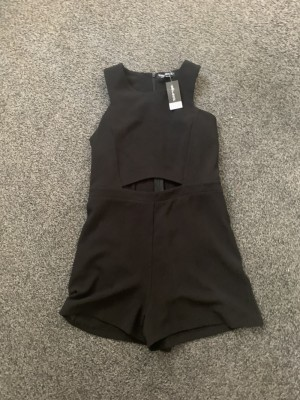 Black Play suit from select