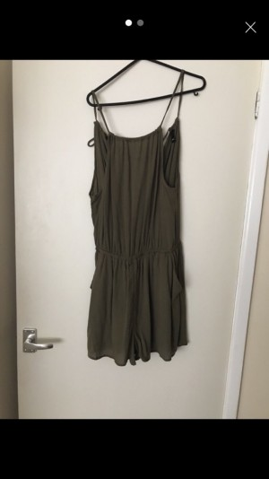 H&M playsuit - Size 14