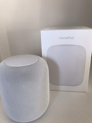 Apple homepod like new
