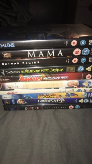 bundle of films