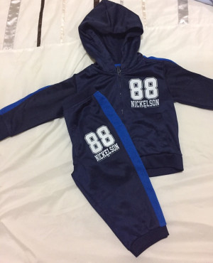 Nickelson Tracksuit Infant 12-18 Months