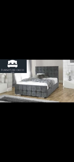 Strong beds available with quick delivery