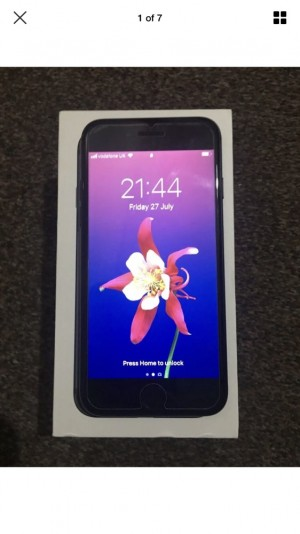 iPhone 7, Excellent condition, Unlocked