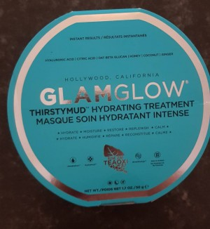 Glamglow thirstymud face mask
