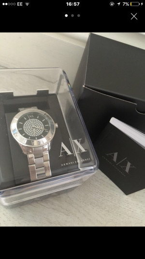 Legit Unworn Armani Women's Watch