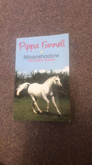 Pippa Funnell Moonshadow book