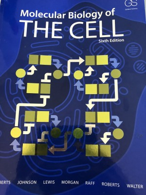 Molecular Biology of the CELL, Sixth edition