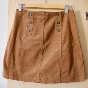 Hollister Corduroy Skirt