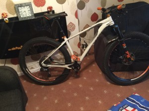 specialised fuse pro comp hard tail mountain bike 2018 model put extra