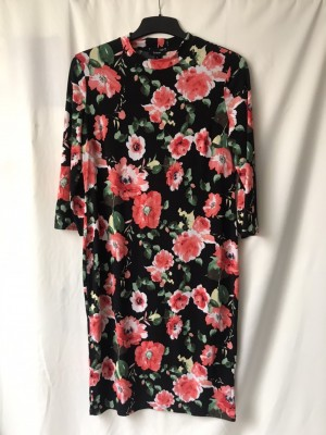 Stunning Floral Jersey Dress by forever