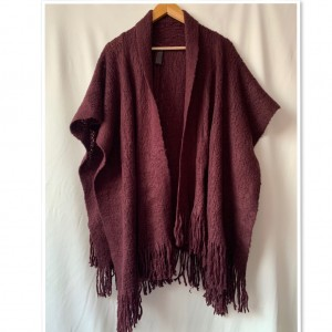 Stunning Accessories Poncho