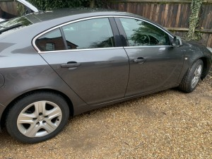 2011 Insignia diesel 2.0l manual for swap