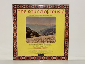 """Rodgers & Hammerstein The Sound Of Music Musical Vinyl 12"""" LP Record"""