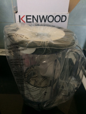 Kenwood blender attachment