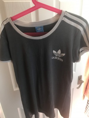 Two branded tops