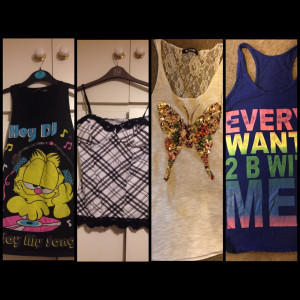 Tops S/M size