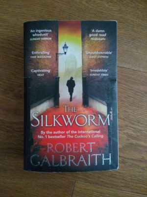 The Silkworm by Robert Galbraith