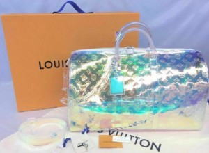 100% authentic Louis Vuitton bag limeted edition