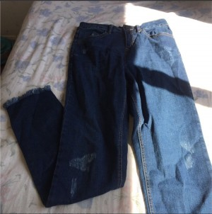 New look jeans size 8