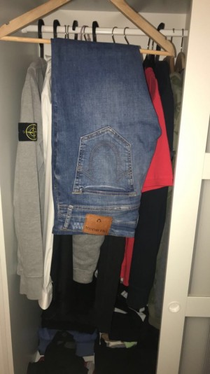 True Religion Jeans / 30 Waist - 100cm in length