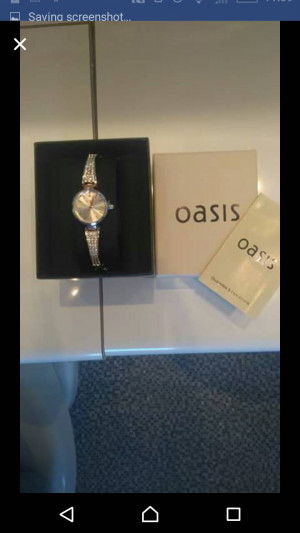 BNIB OASIS WATCH