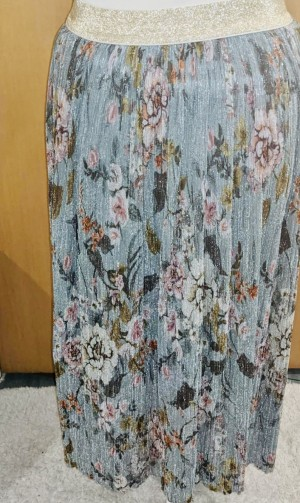 M&S Sparkly Long Skirt-free shipping