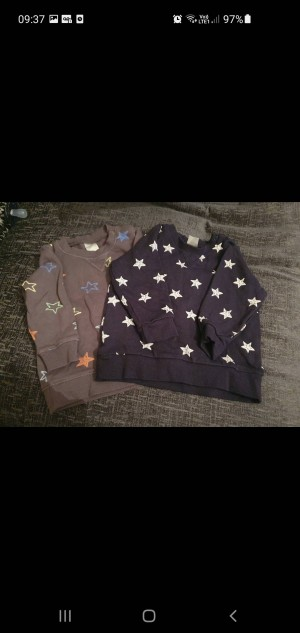H&M baby jumpers